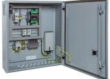 Щит автоматики вентиляції електричним нагріванням і фреоновим охолодженням