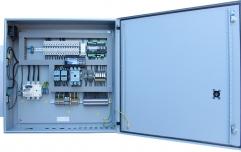 Щит автоматики вентиляции электрическим нагревом и фреоновым охладителем