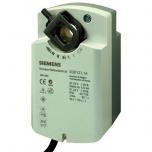 Заказать,Электрический привод без обратной пружины Siemens GSD321.1A