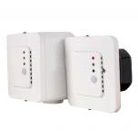 Купить интеллектуальный датчик температуры и влажности комнатный Sentera FCTH8