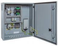 Щит автоматики приточной вентиляции с платой управления