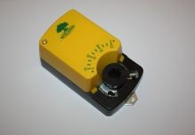 Электрический привод без обратной пружины с плавной регулировкой MYCOND DA8MS220
