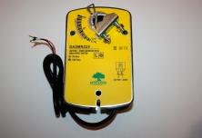 Электрический привод с обратной пружиной  MYCOND DA5MR220