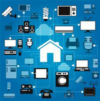 Элементы которые входят в систему умный дом