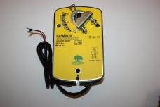Электрический привод с обратной пружиной MYCOND DA5MR230